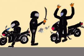 Polisi Pekanbaru ringkus pencuri 26 sepeda motor