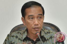 Presiden Jokowi minta menteri kawal investasi swasta