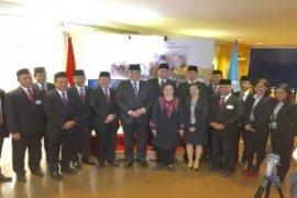 Megawati Soekarnoputri Buka Pameran Arsip Indonesia Di UNESCO