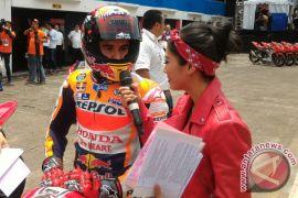 Marquez berharap Indonesia jadi tuan rumah MotoGP
