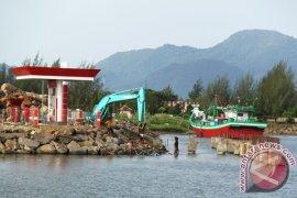 Pembangunan SPBN Pelabuhan Perikanan
