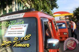 Dishub Kota Bekasi tertibkan trayek minibus Cikarang-Bekasi