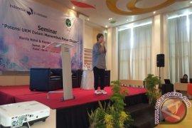 Indonesia Eximbank-HIMKI Tingkatkan UMKM