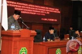 DPRD Penajam Setuju Bahas Apbd Perubahan 2016