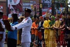 Peringatan Sumpah Pemuda di Surabaya