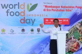 Hari Pangan Sedunia pamerkan tanaman lahan kering