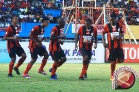Persipura Menang 1-0 Atas Sriwijaya FC