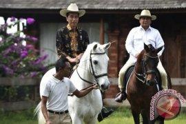 Jokowi belum jadwalkan pertemuan dengan Prabowo