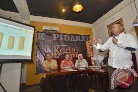 Kisruh BBM Premium dinilai bisa pengaruhi elektabilitas Jokowi