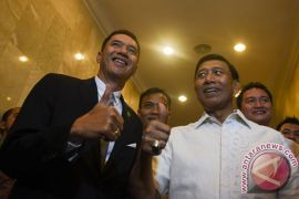 Wiranto pimpin PBSI 2016-2020 usai Gita Wirjawan mundur