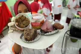 SMK Tulungagung Temukan Resep Pembuatan Daging Sintetis