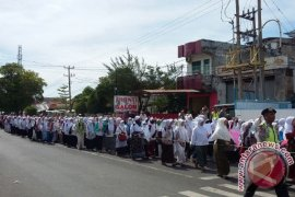 Panglima TNI sarankan aksi 2 Desember di daerah masing-masing