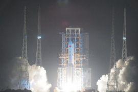 Tiongkok tetapkan delapan nama pesawat antariksa ke Mars