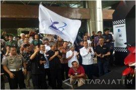 Motor Listrik Gesits Tempuh Jakarta-Denpasar dalam Lima Hari
