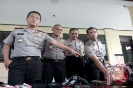 Model Jadi Pimpinan Begal Sukabumi Ditangkap