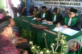 HSU Tuntaskan Pembuatan Akta Lahir di Desa Terpencil
