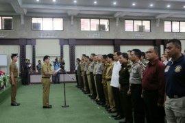 """Gubernur Lampung Ridho Ficardo Melantik """"Saber Pungli"""""""