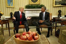 """Obama sebut keputusan Trump soal Iran """"salah arah"""""""