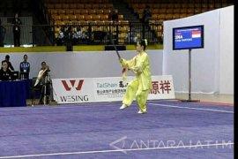 Mahasiswa-Ubaya Raih Medali Kejuaraan Wushu Internasional