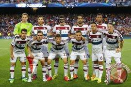 Bayern taklukkan Werder untuk ke-13 kalinya secara beruntun