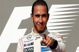 Lewis Hamilton berpeluang raih gelar kelimanya