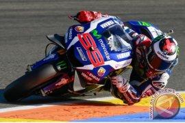 Perpisahan manis Lorenzo dengan Yamaha di Valencia