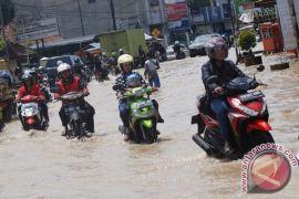 Banjir meluas di Kabupaten Bandung