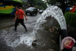 Inilah 20 Titik Genangan Air Di Kota Bandung