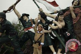 Pesan Hari Pahlawan: Bersatu demi kedaulatan, adil dan makmur