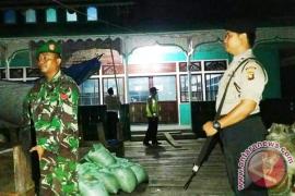 TNI - Polri Patroli Bersama  Pasca Teror Bom