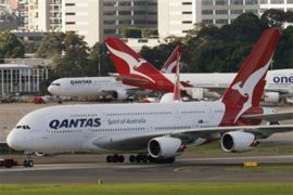 saham Qantas kembali jatuh di tengah pelemahan Bursa Australia