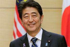 Shinzo Abe kirim persembahan pada korban perang di Kuil Yasukuni