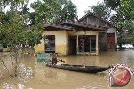 Warga 19 desa terdampak banjir di Aceh Jaya