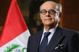Peru khawatir Venezuela bergerak menuju perang saudara