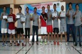 PWI-KONI Kota Malang Gelar Turnamen Bulutangkis Antarwartawan