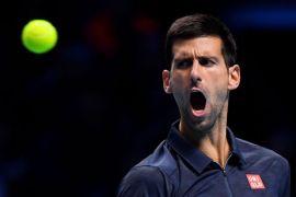Djokovic melangkah ke 16 besar di Prancis Terbuka