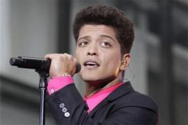 Bruno Mars kuasai nominasi American Music Awards