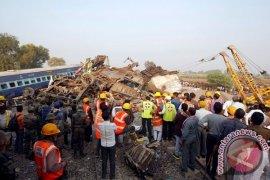 39 Tewas Dalam Kecelakaan Kereta di India