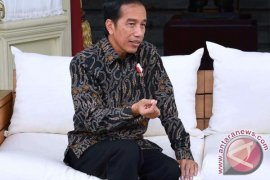 "Ditanya nama cawapres Jokowi, Ketum PPP: ""Rahasia langit"""