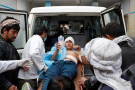 Ledakan di Masjid Syiah Kabul, 15 orang terluka