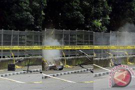 Kapolres Bogor: tas plastik di Dramaga bukan bom, ternyata berisi sampah