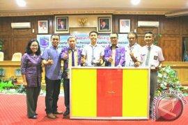 Wakil Walikota Binjai Buka Pelatihan Jurnalistik Sekolah