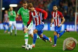 Antoine Griezmann Bawa Atletico Taklukkan Granada 1-0