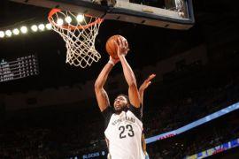 Ringkasan pertandingan NBA; Wolves, Nets, Pelicans menang