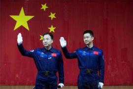 Astronot China berbagi cerita usai jalankan misi luar angkasa