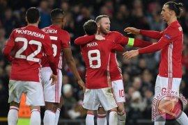 Rooney Bintang Kemenangan 4-0 Manchester United atas Feyenoord