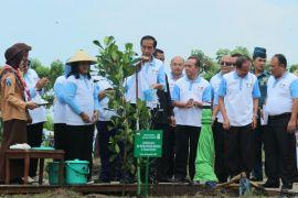 Presiden: bencana mesti jadi alat koreksi penanaman lahan