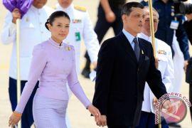 Raja Thailand ditembak senapan angin oleh remaja di Jerman