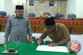 Aceh Barat sepakati APBK 2017 Rp1,4 triliun