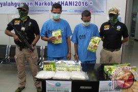 BNN Aceh gagalkan peredaran 17 Kg sabu-sabu